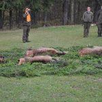 Po polowaniu hubertowskim-obwód 344