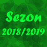 Sezon 2018/2019
