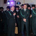 Gratulacje dla koła Diana składa prezes k.ł. Cis