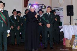 Gratulacje dla koła Diana składa Proboszcz Parafi w Bożkowie.