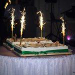 Jubileuszowe torty.